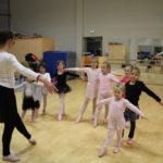 Un grand succès pour nos danseuses